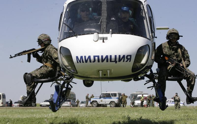 В декабре в РФ может появиться военная полиция