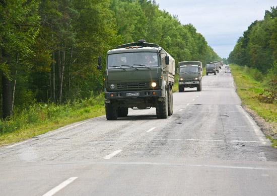 Группировка подразделений Минобороны России продолжает устранять последствия чрезвычайной ситуации в Амурской области