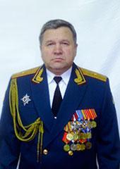 Генерал-майор Виктор Астапов