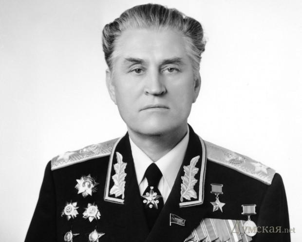 Герой Советского Союза Маршал Советского Союза Василий Иванович Петров