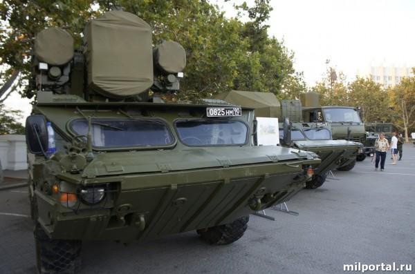 Боевая машина ОСА-АКМ 9К33М2(3)