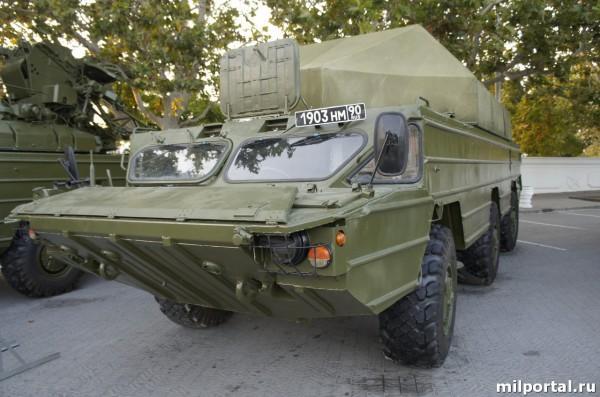 Транспортно-заряжающая машина9Т217М2(3)