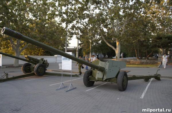 МТ-12 РАПИРА(2А29)