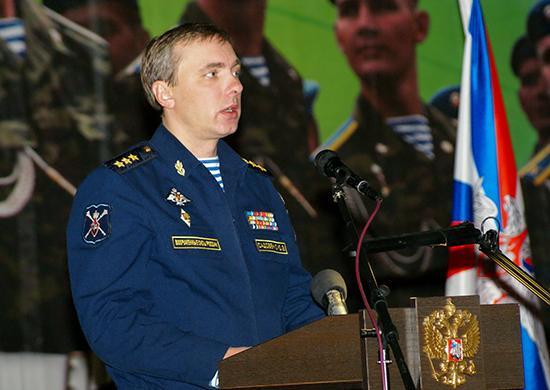 f69313c4c6b9 Заместитель Министра обороны России генерал-полковник Юрий Садовенко ...