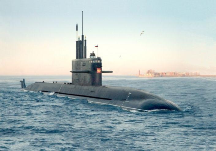 Субмарину «Великие Луки» заложат в Петербурге в День подводника