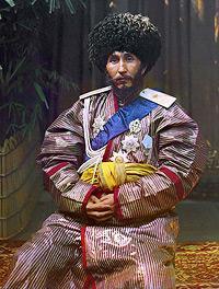 Исфандияр-хан II. С.М. Прокудин-Горский, фотография 1911 года.