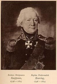 Портрет генерала от инфантерии Б.Ф. Кнорринга.