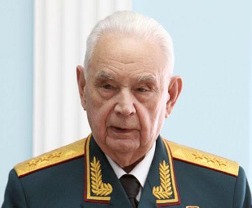 Генерал-полковник Борис Павлович Уткин.
