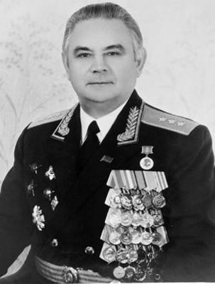 Генерал-полковник Борис Уткин