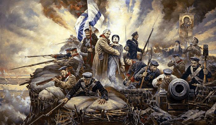 Василий Нестеренко. Защитим Севастополь.