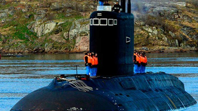 в каких городах россии производят подводные лодки