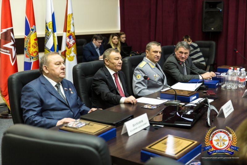 Фото пресс-службы ДОСААФ