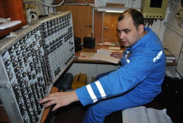 Фото капитана 2 ранга Олега ГЛИЦЕВИЧА.