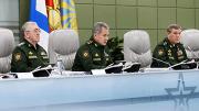 Сергей Шойгу указал на важность совершенствования системы боевой и оперативной подготовки