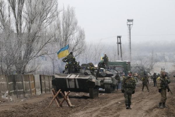 Вооружённые силы Украины предприняли ряд безуспешных попыток прорвать оборону в треугольнике Пески–Ясиноватая–Авдеевка и на Мариупольском направлении
