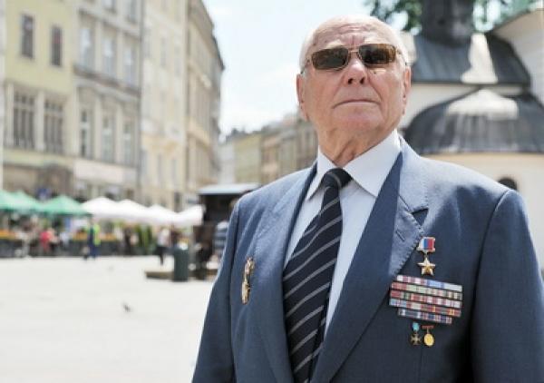 Герой России Алексей Николаевич Ботян