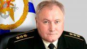 Главнокомандующий Военно-Морским Флотом адмирал Владимир Королев
