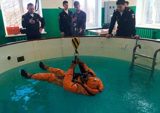Усовершенствованное спасательное снаряжение «ССП-М