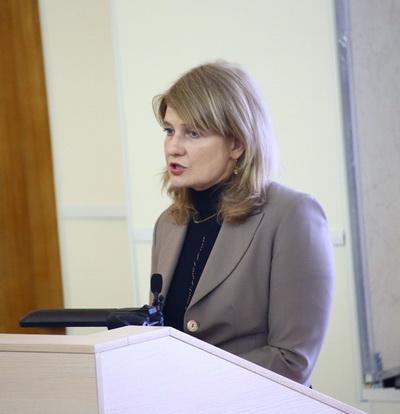 Наталья Касперская, президент группы компаний InfoWatch, эксперт в области IT-индустрии
