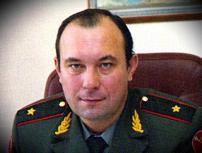 Генерал-майор БОЧАРОВ Леонид Иванович