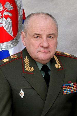 Заместитель министра обороны РФ генерал армии Павел ПОПОВ.
