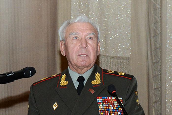 Генерал армии М.А. Моисеев