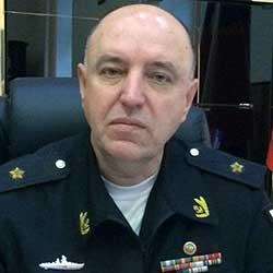 Контр-адмирал Сергей ЛИПИЛИН