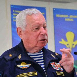 Генерал-майор Владимир ДАНИЛЬЧЕНКО, председатель Совета ветеранов командования ВДВ