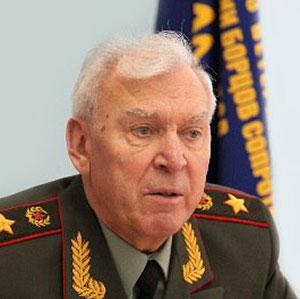 Генерал армии Михаил МОИСЕЕВ, председатель Общероссийской общественной организации ветеранов «Российский Союз ветеранов»