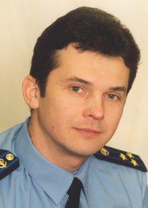 Заместитель главного редактора Скира Олег Зиновьевич