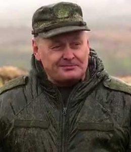 Генерал-лейтенант Александр Дуплинский