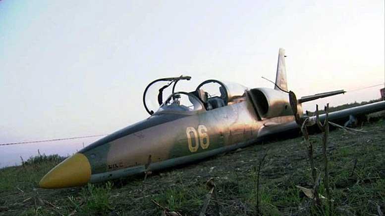«Ювелирная» посадка самолёта с невыпущенными шасси.