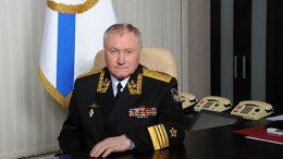 Главнокомандующий ВМФ поздравил моряков-черноморцев с 235-летием со Дня создания Черноморского флота