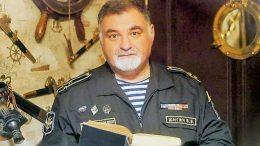 Известный писатель-маринист Владимир Шигин представит новую книгу о борьбе с терроризмом