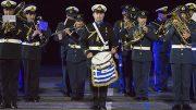 Военно-музыкальный фестиваль «Амфиония» впервые в истории пройдет в Греции