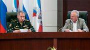Министр обороны принял участие в заседании Общественного совета при военном ведомстве