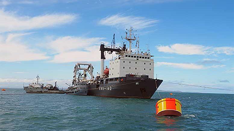 Водолазы Северного флота проведут учение на затонувшем в годы войны транспорте «Томас Дональдсон» в Баренцевом море