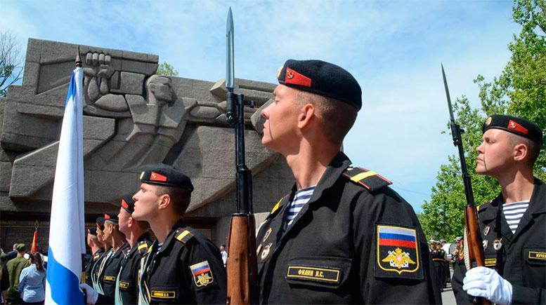 В Севастополе отмечают 235-летие Черноморского флота