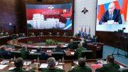 В Москве состоялось заседание Коллегии Министерства обороны