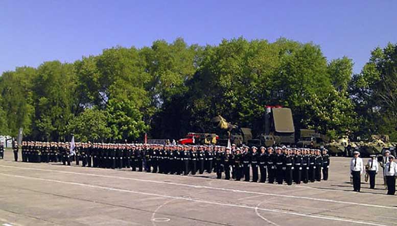 В Балтийске пройдет военный парад в честь основания Балтийского флота
