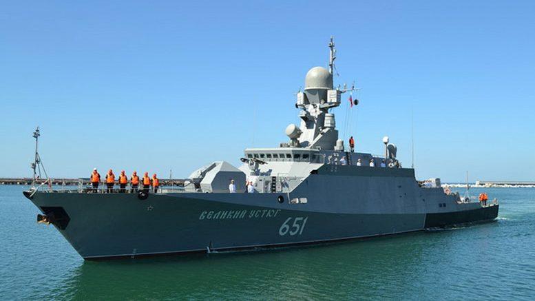 В Каспийское море не пустят военные корабли третьих стран