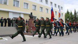 В арктической бригаде Северного флота состоялось торжественное открытие памятника генералу армии Валентину Варенникову