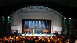 Концерт ансамбля имени А.В. Александрова состоялся в болгарском Бургасе