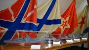 В рамках программы подготовки к Главному военно-морскому параду в филиалах ЦВММ стартовали выставки, посвященные ВМФ России