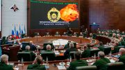 В Москве состоялось внеплановое заседание Коллегии Министерства обороны