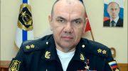 Вице-адмирал Александр Моисеев назначен командующим Черноморским флотом