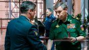 Начальник Генштаба ВС РФ принял участие в церемонии вручения Государственной премии имени Маршала Советского Союза Г.К. Жукова