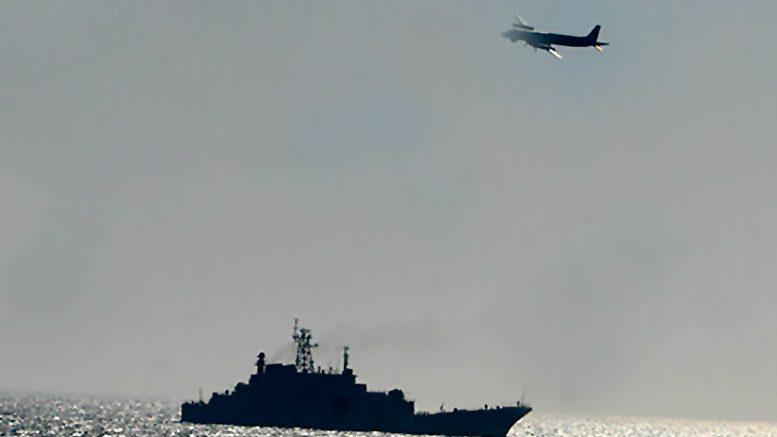 Корабли Тихоокеанского флота в Японском море провели комплексные артиллерийские стрельбы по морским, воздушным и береговым целям