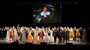 Возвращение легендарных гардемаринов состоялось в Театре Российской армии