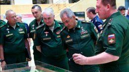 В Национальном центре управления обороной государства состоялось заседание Коллегии Министерства обороны Российской Федерации.